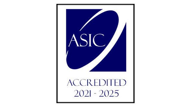 NCIU-acreditation